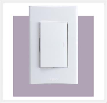 [EUCCK] Switches, Socket Outlet -Clean Touch, Unique Style