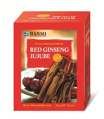 Red Ginseng Jujube