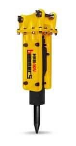 HAMMERS_Hydraulic Breaker/ Hammers_HEB40V,40S