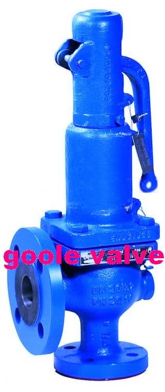 DIN Spring loaded Pressure Safety Valve(900 Series )
