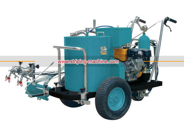 DY-<strong>HPA</strong> Hand-Push Airless Pavement Striping Machine