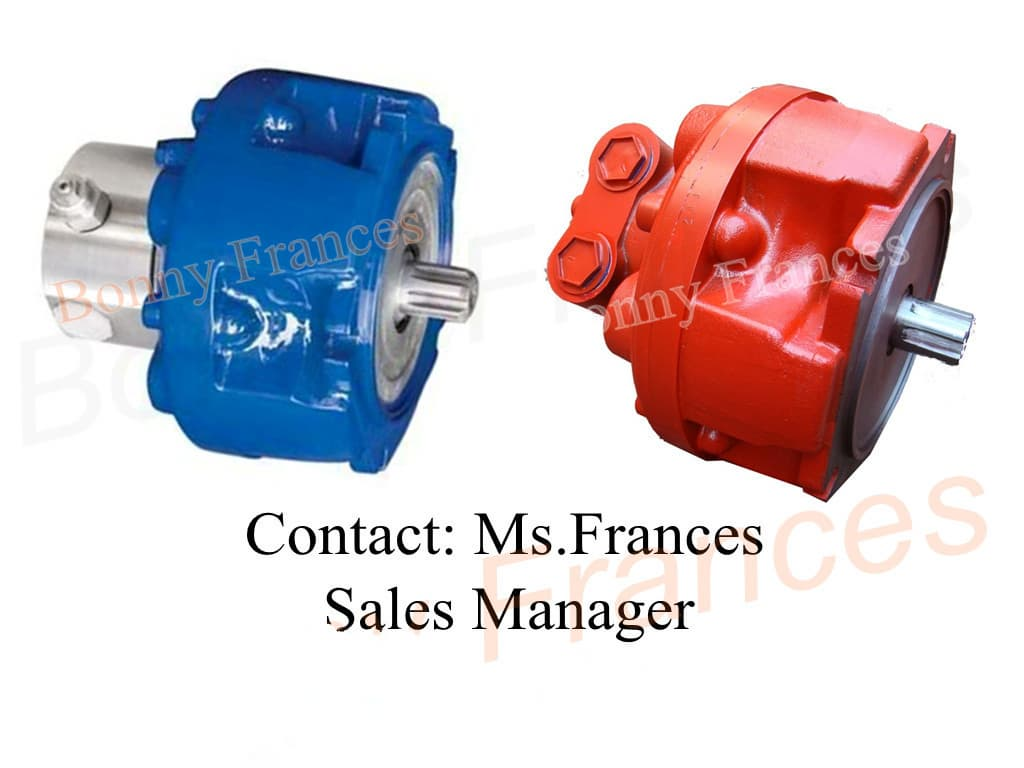 Gm1 350 hydraulic motor radial piston motor from ningbo Radial piston hydraulic motor