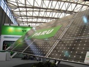 2-Axis Solar Tracker