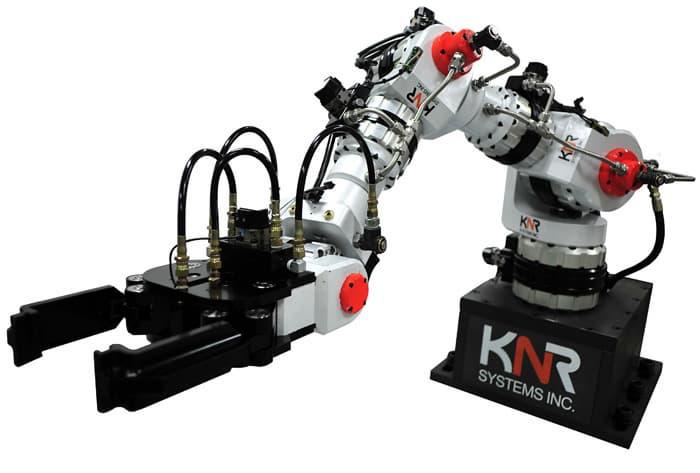 Hydraulic Robot Arm Hydraulic Robot Arm Products