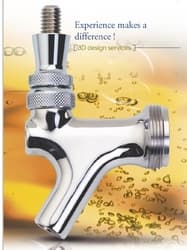 Stainless Steel Beer Tap