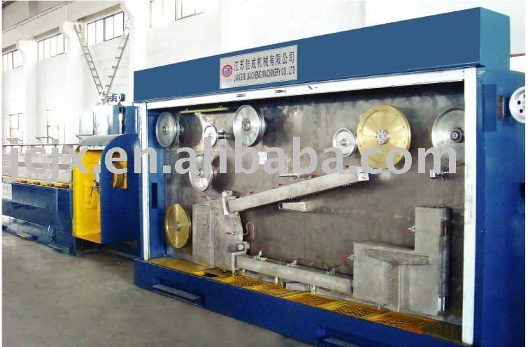 Copper Wire Drawing Machine From Jiangsu Jiacheng