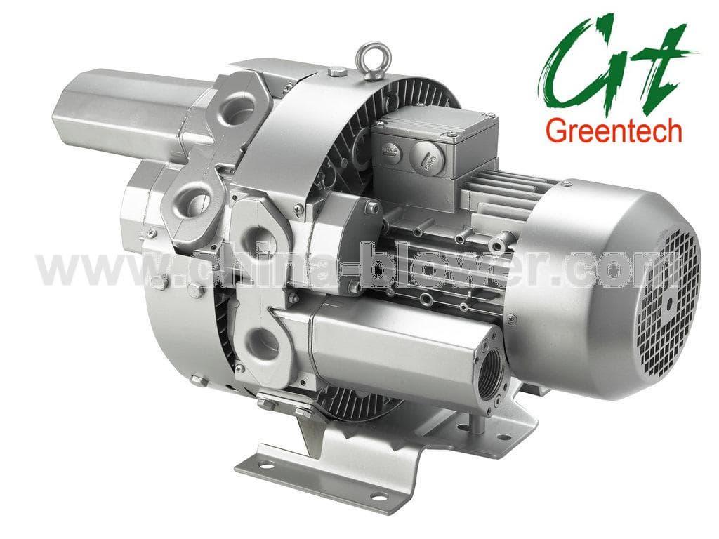 Miniature Regenerative Blowers : Ring blower from greentech international zhangqiu co