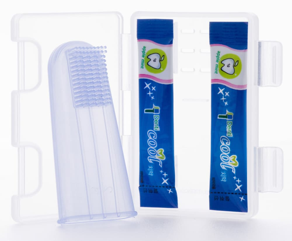Denticool Finger Toothbrush