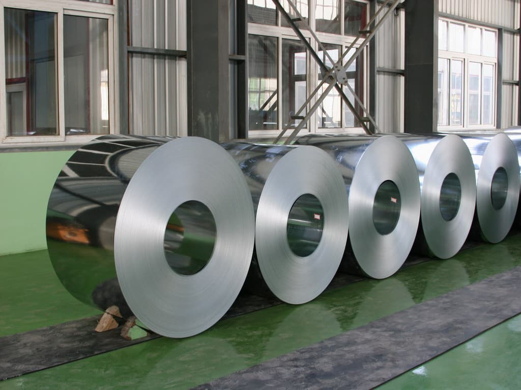 Galvanized Steel Coils From Sino Industrial Group Co