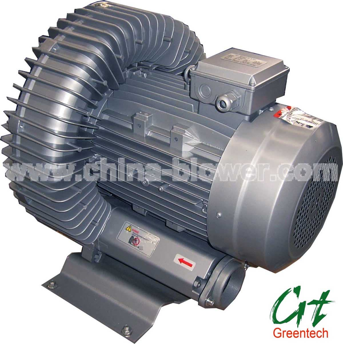 Miniature Regenerative Blowers : Regenerative blower from greentech international zhangqiu
