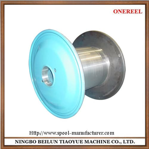 Two layer wire spool from ningbo beilun tiaoyue machine co