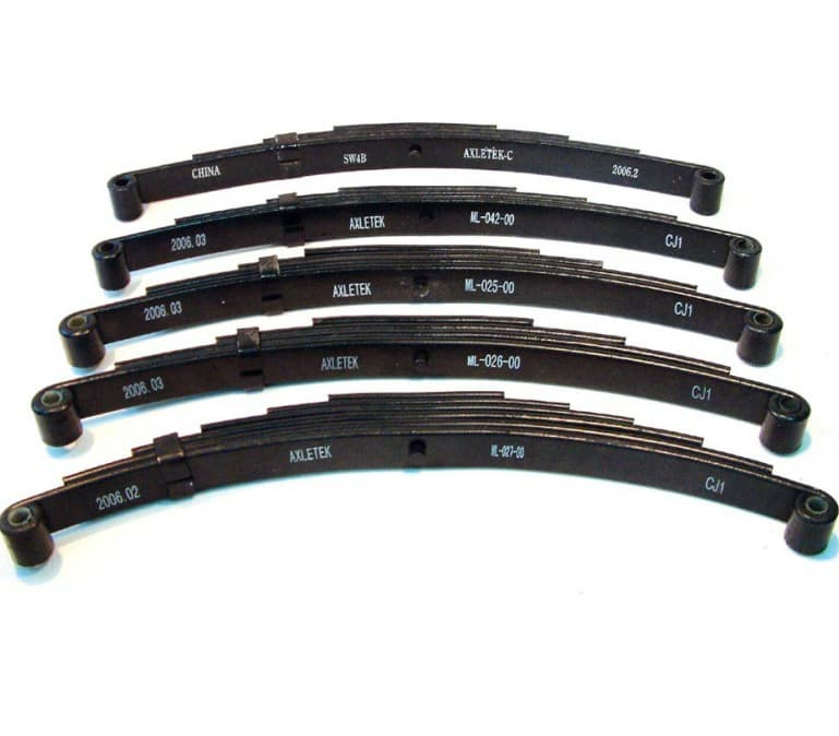 Conventional Leaf Springs From Shandong Fully Automobile