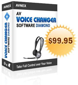 Voice changer software diamond