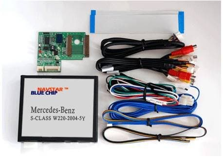INTERFACE MODULE FOR MERCEDES-BENZ S-CLASS W220-2004-5Y