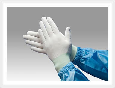 Cleanroom Products (FULL LINER(HALF LINER) GLOVE)