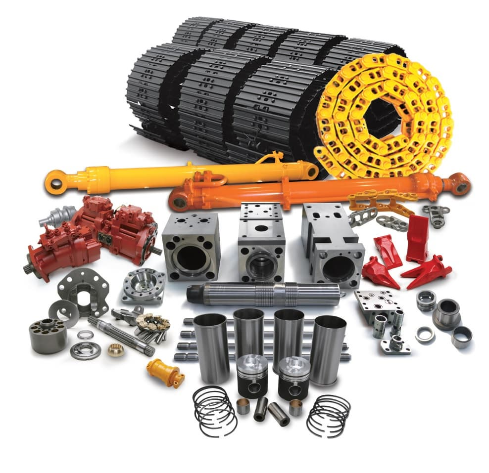 Hyundai Excavator Parts From Heavy Parts Solution B2b