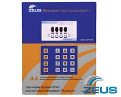Booster pump system controller