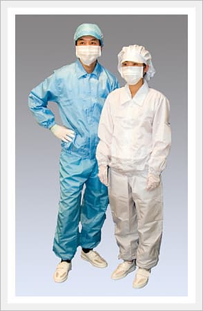 Cleanroom Products (PANTS & JACKET)