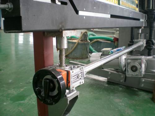 ZM9 Glass straight-line edging machine