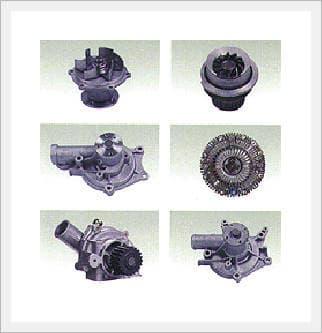 Pumps, Fuel/Oil/Water