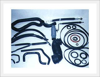 Parts, Rubber (KDR-0100, KDR-0200)