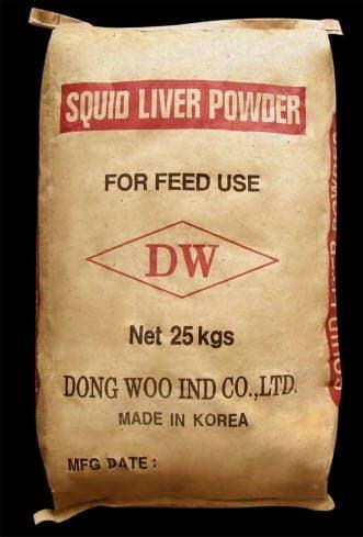 Squid Liver Powder Tradekorea