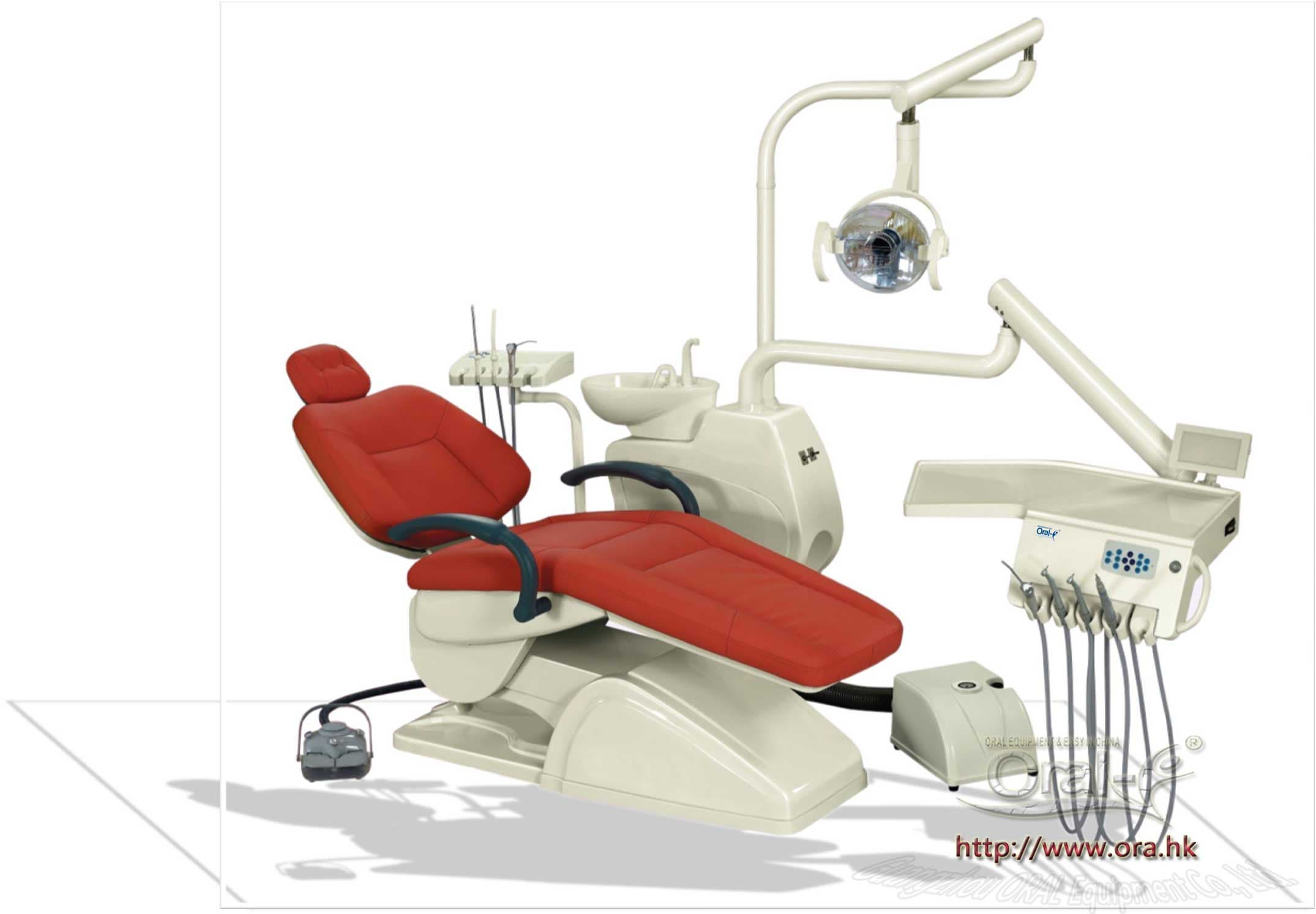 dental chair unit from China ORAL Equipment Co Ltd B2B