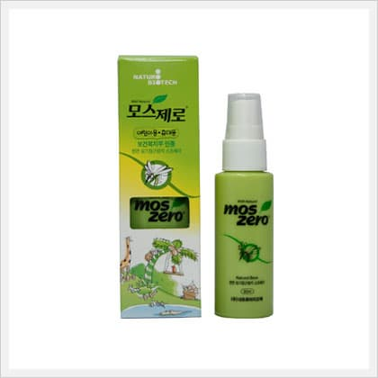 Moszero-Natural Mosquito Approach Preventer for Children (Spray Type)