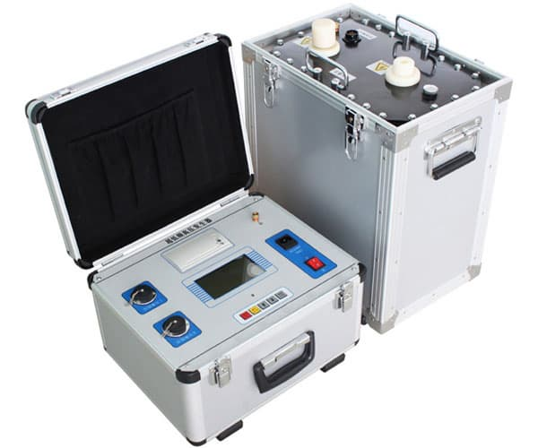 White High Voltage Test Equipment : Hz very low frequency hv generator from fivestar