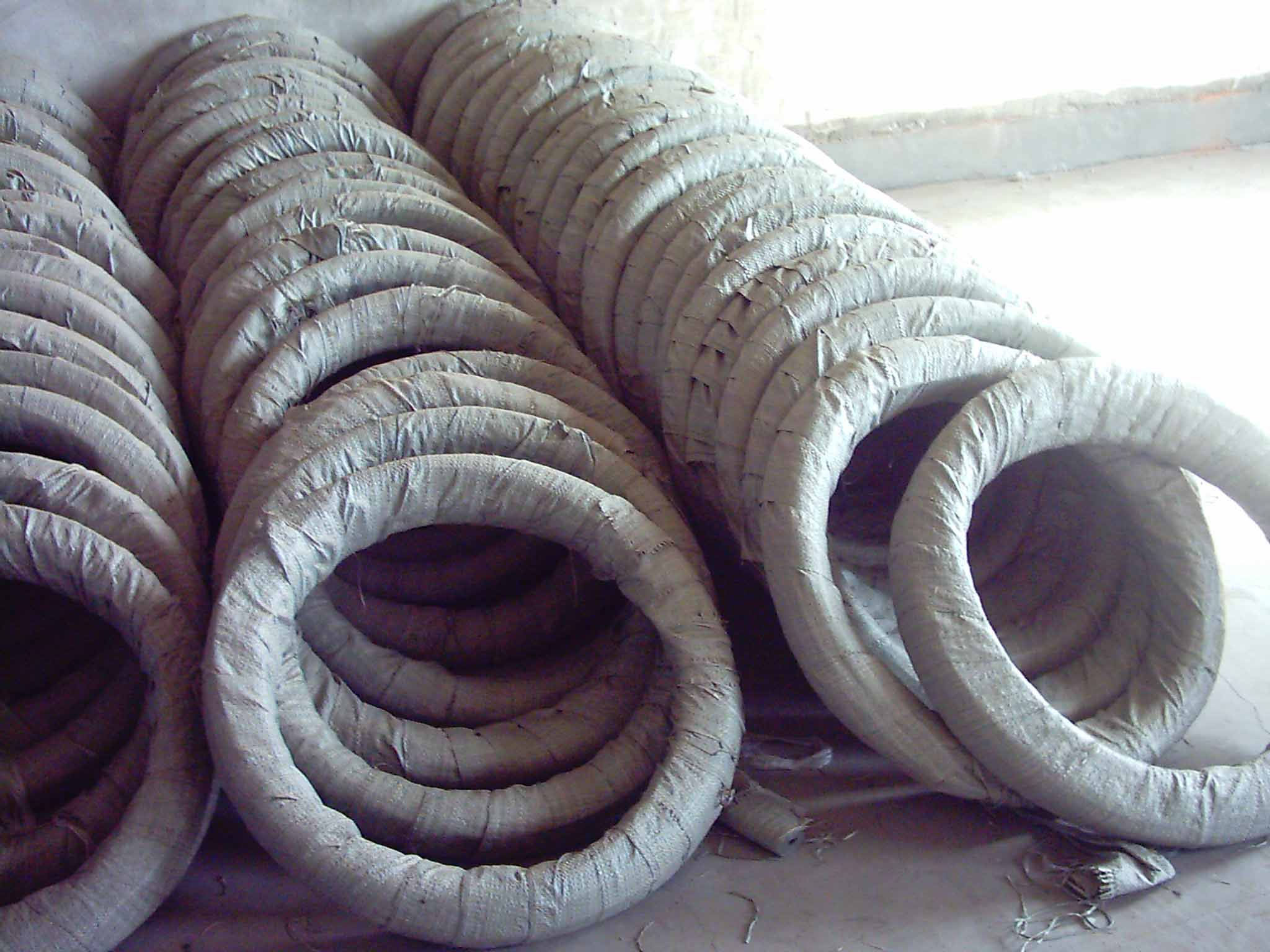 Galvanized Iron Wire Tradekorea