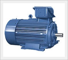 Totally enclosed fan cooled induction motors from higen for Totally enclosed fan cooled motor