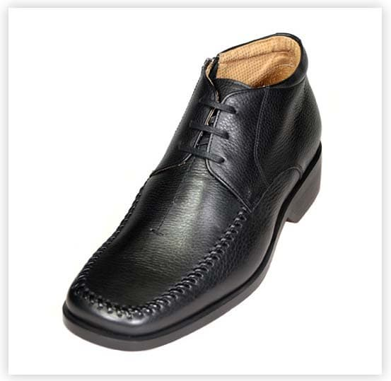 Men's Genuine Leather Dress Shoes / MAS308