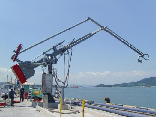Marine Loading Arm from JEIL TECH INDUSTRY CO., LTD B2B ...