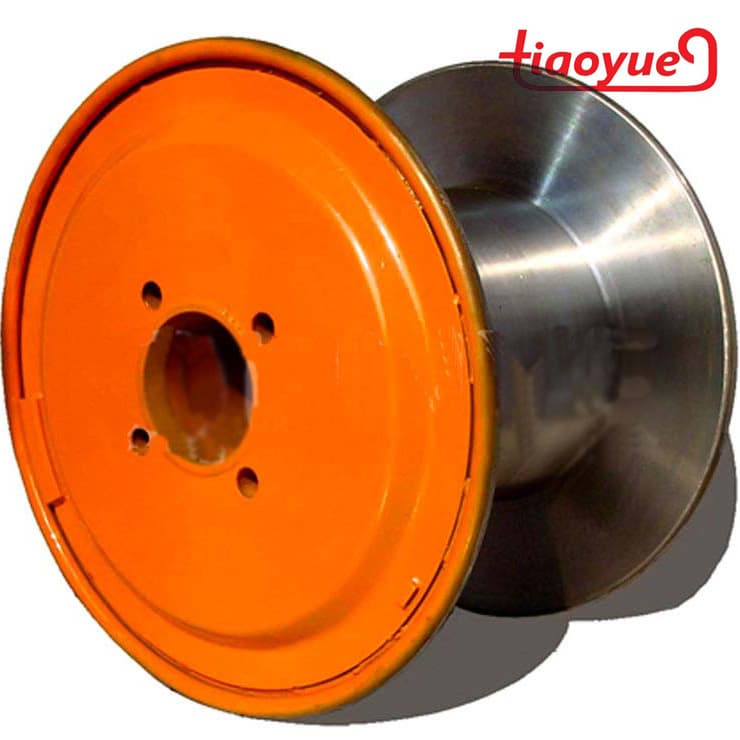 Steel cable spool from ningbo beilun tiaoyue machine co