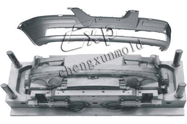 Car bumper mould auto accessories mould automotive for Car exterior design software download