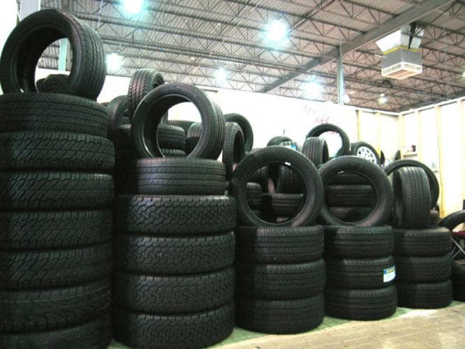 Used cars and trucks tires for sale