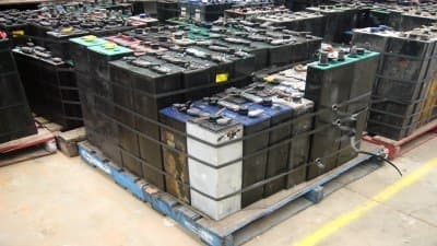 USED AUTO BATTERY SCRAP from EMMA TRADE HOLDINGS B2B marketplace ...
