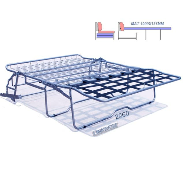 Basic extra long sofa bed mechanism 2900 from jiaxing rest for Sofa bed mechanism