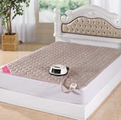 Aqua Bed Warmer T-Series Heated Mattress Pad