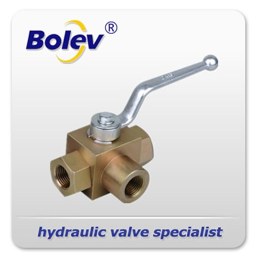 Bar khb k way high pressure ball valves from bolev