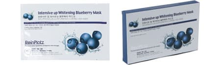 ReinPlatz Intensive Up Anti-Wrinkle Blueberry Mask Pack