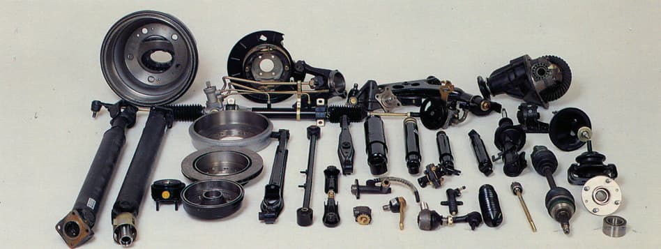 CHASSIS & STEERING PARTS