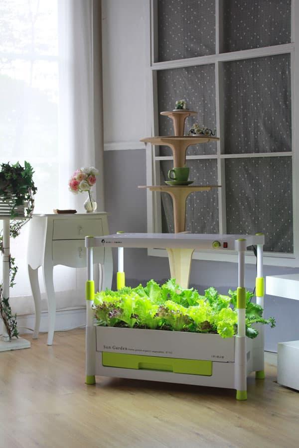 GK LED Sun Garden LEDgarden pavilion garden light plant