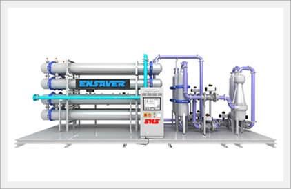 Waste Water Heat Recovery Machine