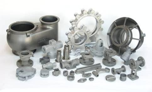 lost wax castings, investment castings, valve, turbine ...