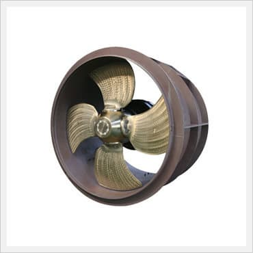 Thruster (Controllable Pitch Propeller)