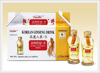 korean red ginseng tonic how to drink