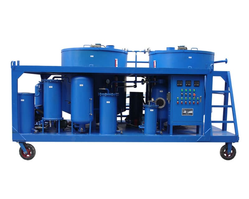 Motor Oil Recycling Engine Oil Re Refining Engine Oil