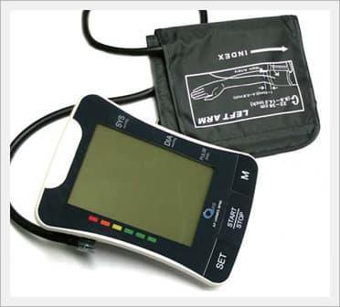Blood Pressure Monitor [AP (Arm BPM)]