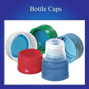 Lids, Bottle Caps, Closures
